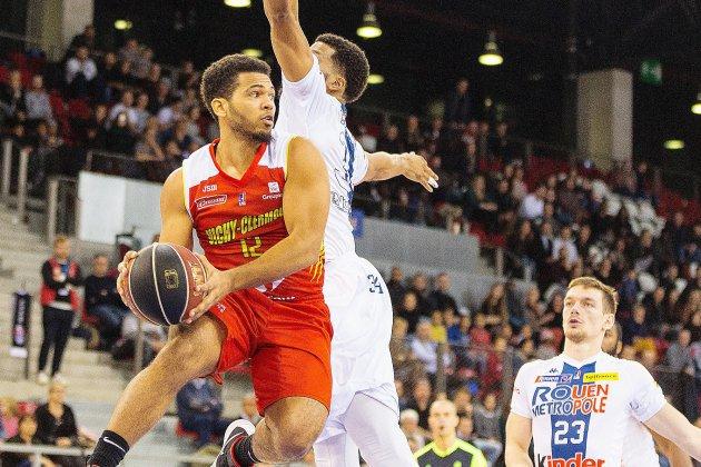 Basket (Pro B) : nouvelle grosse victoire pour Rouen contre Nancy