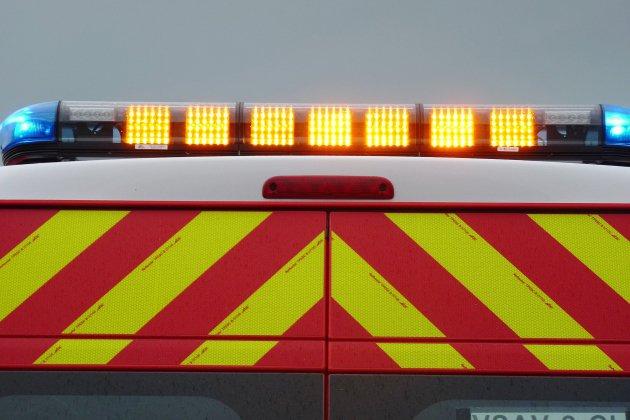 Manche: huit personnes hospitalisées après un accident sur l'A84