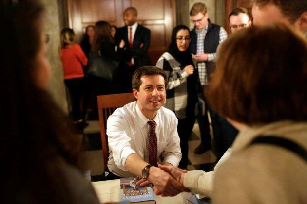 Pete Buttigieg, star montante des démocrates, sur la route de la Maison Blanche