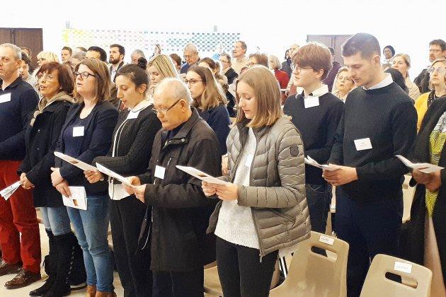 Pâques : 38 adultes candidats au baptême dans le Calvados