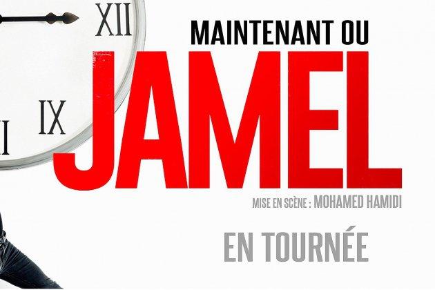 Du cash et vos places pour Jamel Debbouze à gagner dans le Jackpot