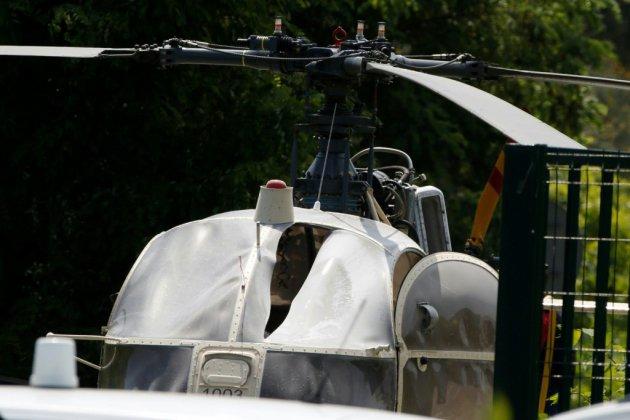 Evasion de Redoine Faïd: le pilote de l'hélicoptère pris en otage en garde à vue