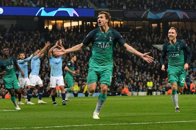 C1: Tottenham, renversant, et Liverpool, sans trembler, rejoignent l'Ajax et le Barça en demies