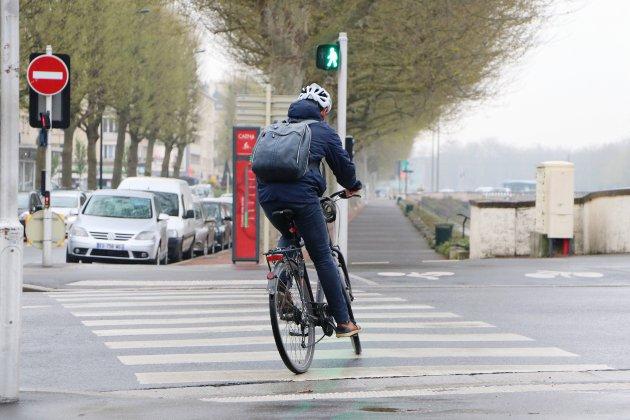 Vélotaff à Caen : ils lâchent leur voiture pour le vélo