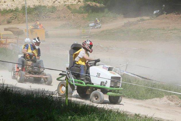 Une trentaine d'eurois aux 24 heures de Tracteurs Tondeuses