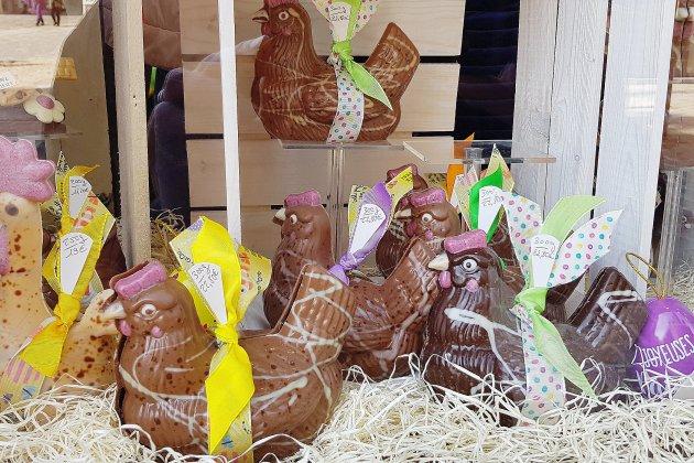 Orne: chocolats de Pâques et autres courses aux œufs...