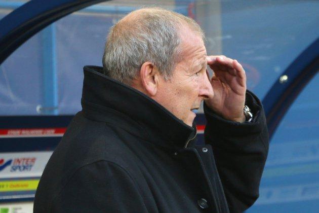 """Football (Ligue 1) : Caendoit """"faire le maximumtant qu'il reste une chance"""""""