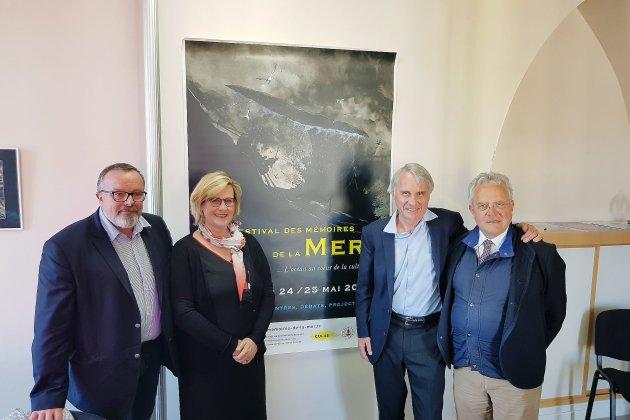 Fécamp: le premier festival des Mémoires de lamer