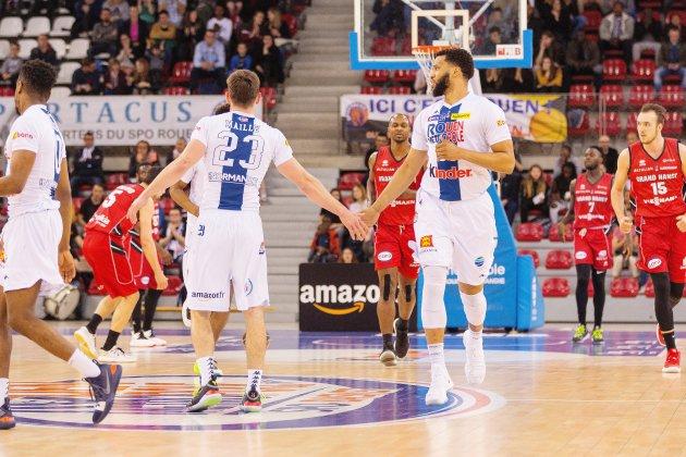 Basket : le Rouen Métropole Basket peut viser plus haut