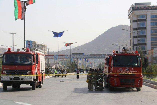 Afghanistan: attaque en cours près d'un ministère au centre de Kaboul