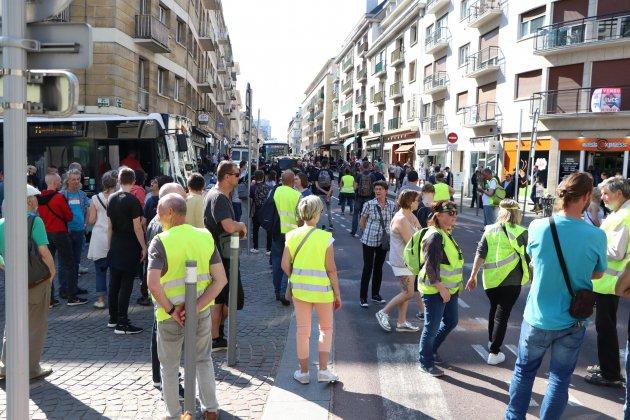 Gilets jaunes, acte XXIII : faible mobilisation à Rouen