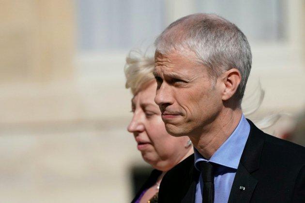 """Notre-Dame """"quasi sauvée"""", selon le ministre de la Culture Franck Riester"""