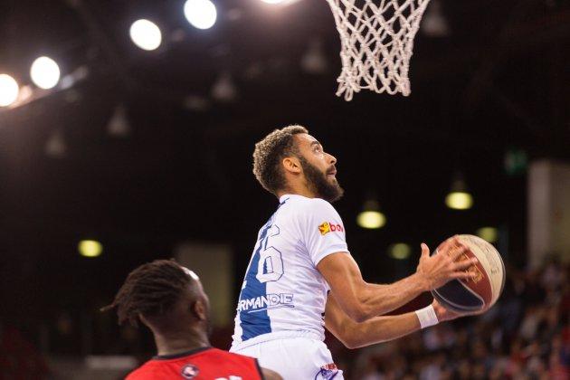 Basket : le Rouen Métropole Basket assure face à Chartres