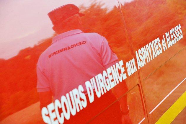 Incendie à Brionne : un café détruit, un pompier blessé