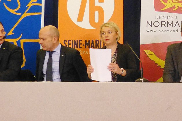 Rouen : l'adjointe aux sports Sarah Balluet remerciée
