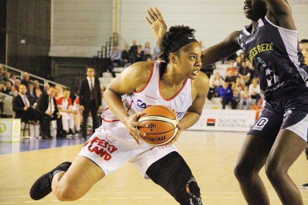 Basket (LFB): l'USO Mondeville s'impose face à Nantes en play-downs