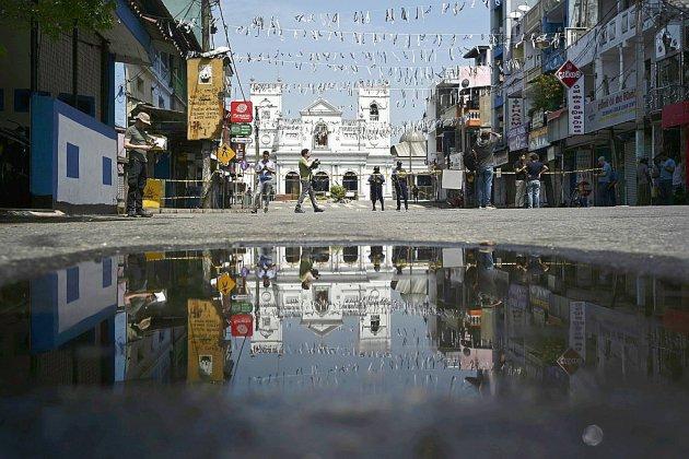 Attentats au Sri Lanka: la traque s'intensifie, nouvelles arrestations
