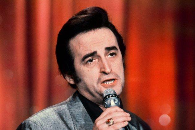 Dick Rivers, rocker-crooner à la française