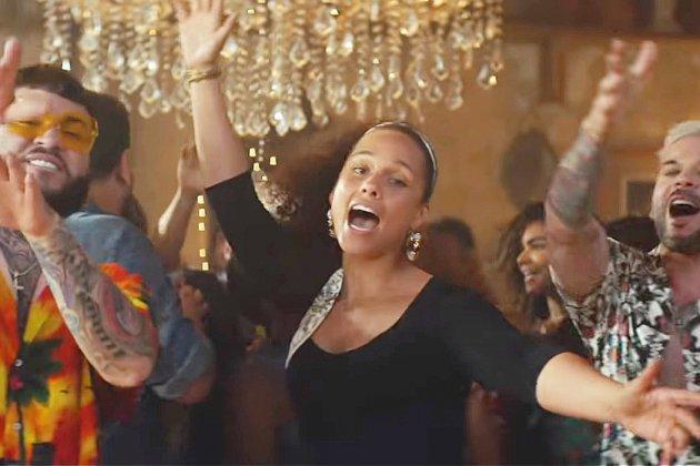 """Pedro Capo invite Alicia Keys sur son titre """"Calma"""""""
