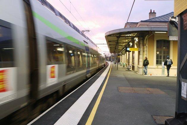 Orne : un piéton percuté par un train