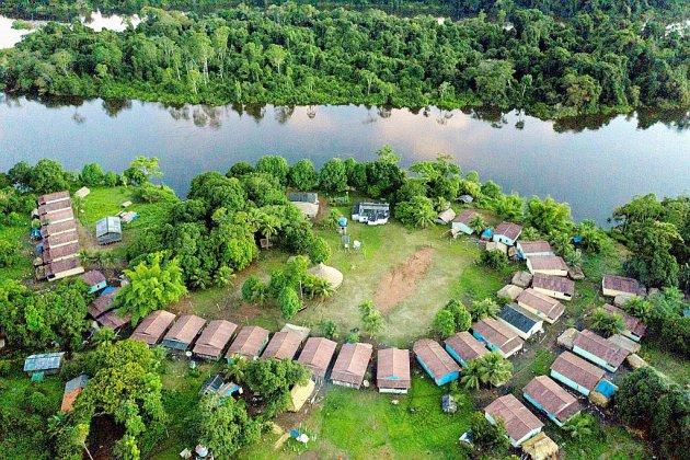 """Les Arara, des Indiens attachés à leur culture, loin du """"zoo"""" évoqué par Bolsonaro"""