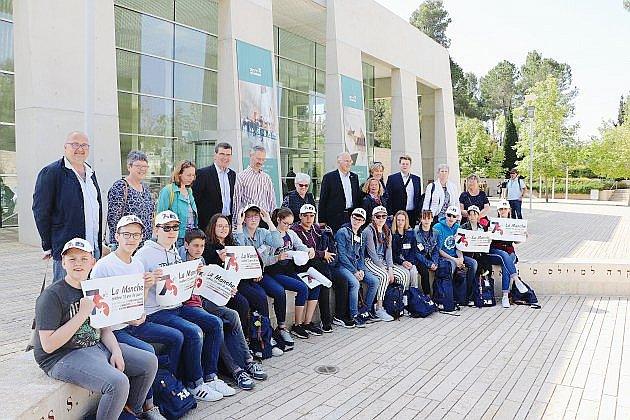 Un mémorial pour les Justes et les victimes de la Shoah à Cherbourg