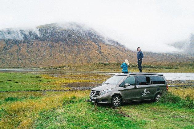 Gagnez un road-trip normand en Van pour 4 personnes