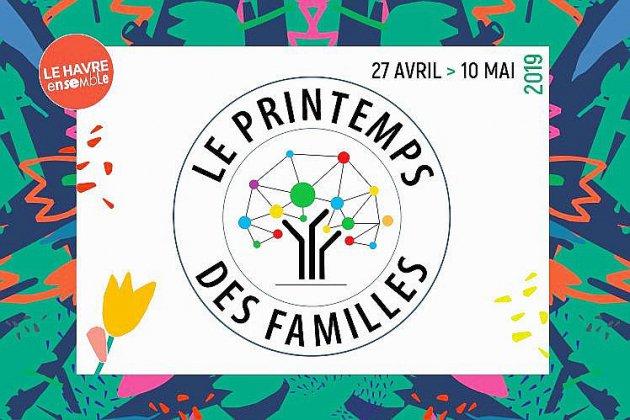 Le Printemps des Famille animera une nouvelle fois les quartiers du Havre