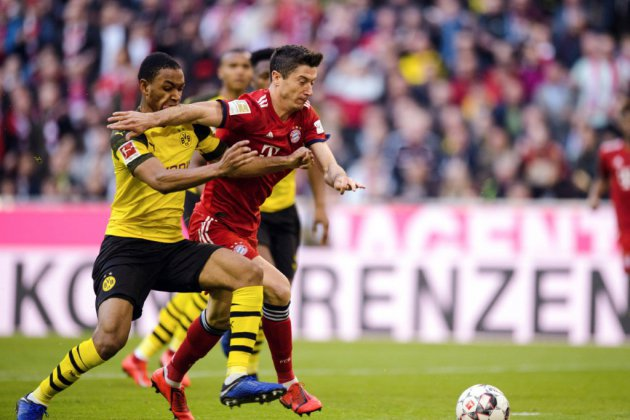 Foot: bagarre finale en Allemagne et Angleterre, sacre du Barça attendu en Espagne
