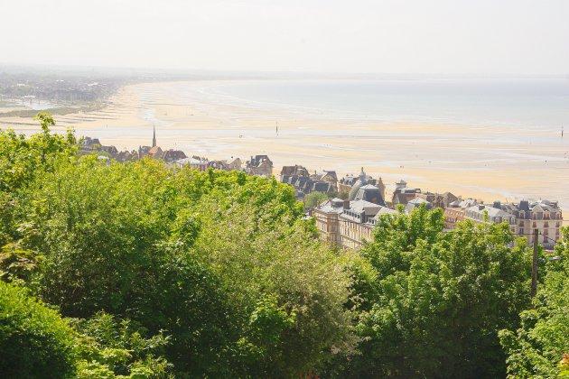 Calvados: une famillesauvée de la marée montante à Houlgate