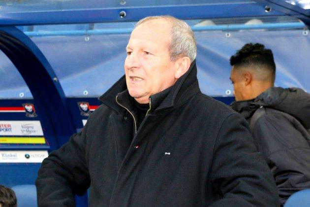 """Football (Ligue 1) : Caen a """"cinq matchs pour remonter de L2 en L1"""" selon Rolland Courbis"""