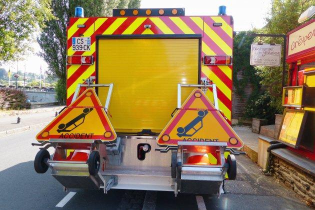 Orne : 10 blessés dont quatre graves dans un accident de minibus