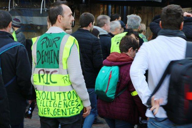 Gilets jaunes, acte XXIV: l'appel régional à Évreux a peiné à mobiliser