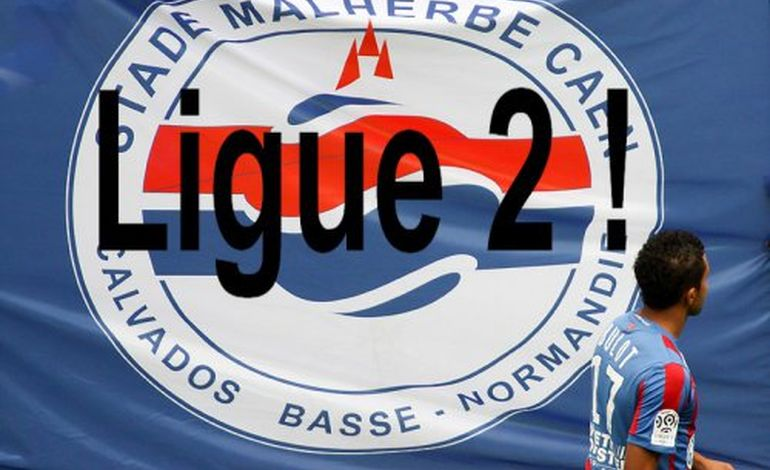 Spéciale SM Caen : L2, la piteuse conclusion...