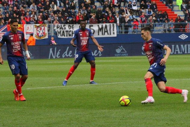 Football (Ligue 1) : Caen remporte un match crucial devant Dijon