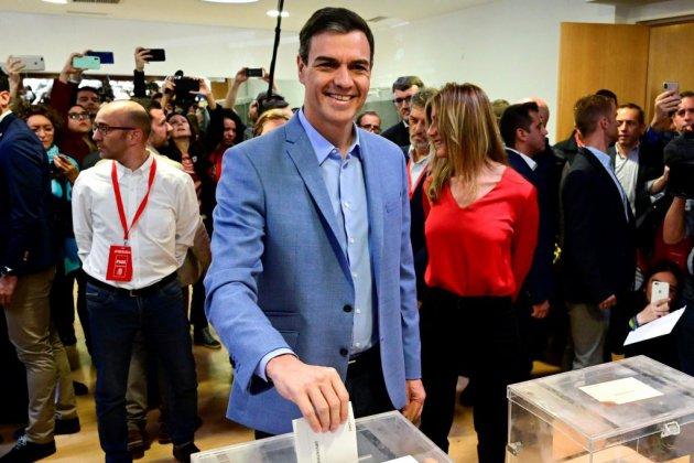 Espagne : Sanchez remporte les élections, émergence de l'extrême droite