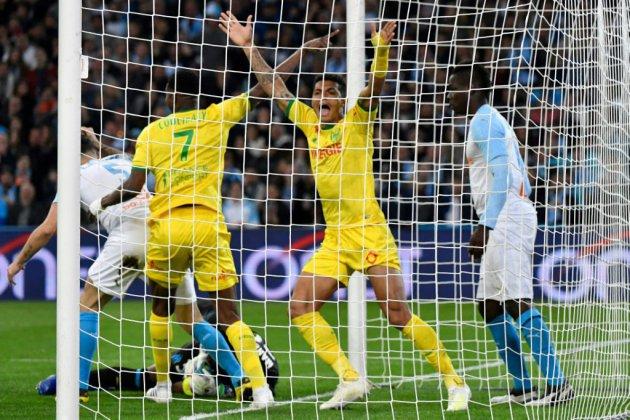 Ligue 1: fin du sprint pour Marseille, début de la vraie crise