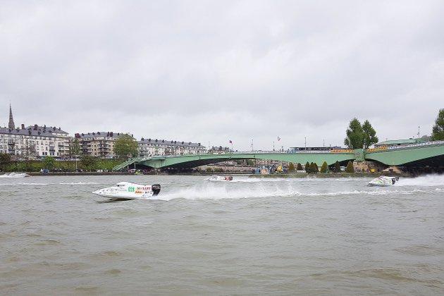 24h de Rouen : le vent, ennemi numéro 1 des pilotes