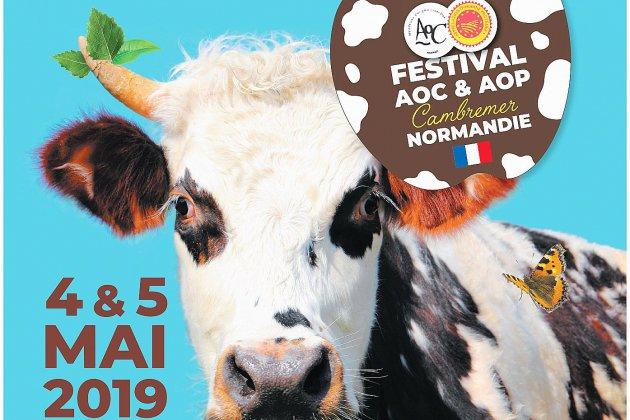 Le Festival des AOC et AOP fête ses 25 ans à Cambremer
