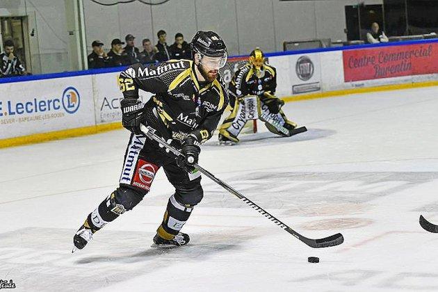 Hockey sur glace: Florian Chakiachvili brille en Équipe de France