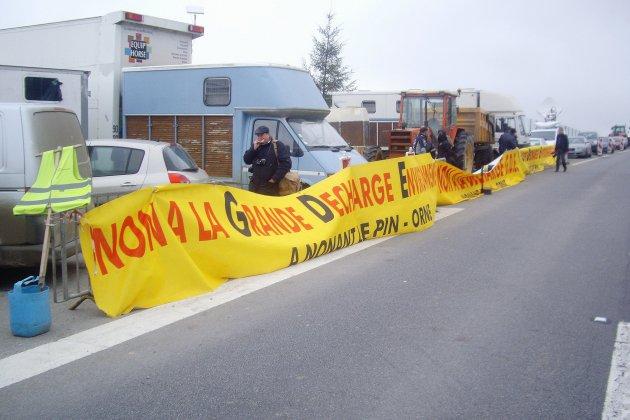 Sanctions envers les anti-GDE: l'audience reportée