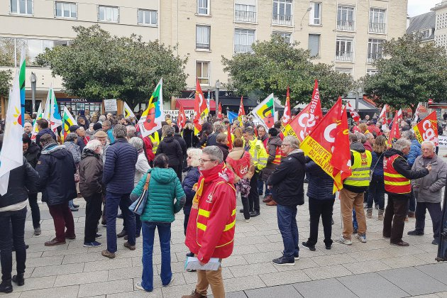 Manifestations du 1er mai: une seule autorisée à Caen