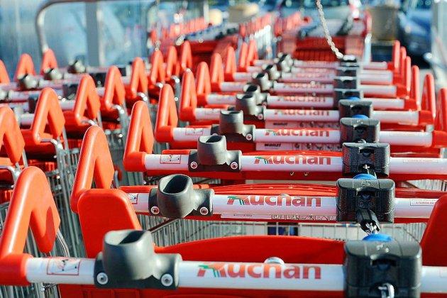 Auchan annonce la mise en vente de 21 sites en France