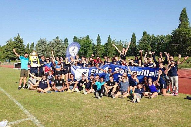 Athlétisme : lancement de la saison pour le Stade sottevillais 76