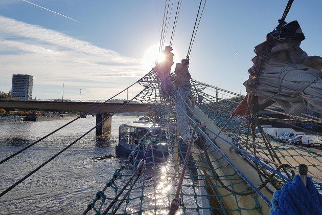 Armada 2019 : vocabulaire de survie chez les marins