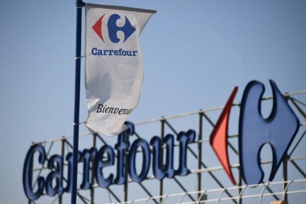 Carrefour: 3.000 départs dans le cadre d'une rupture collective