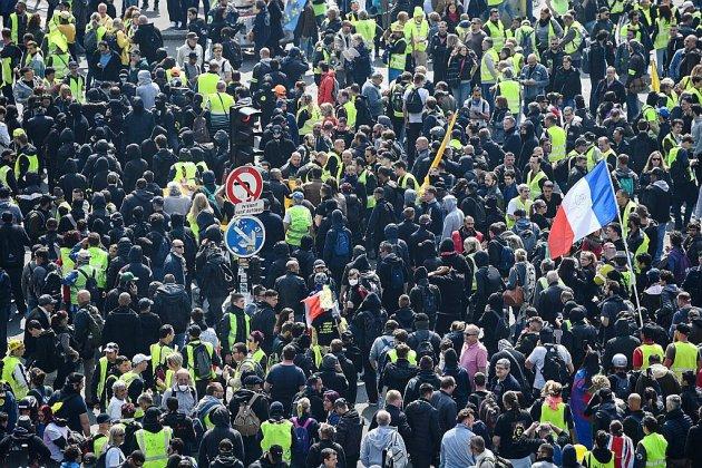 """Après le 1er mai, la mobilisation des """"gilets jaunes"""" samedi s'annonce plus calme"""