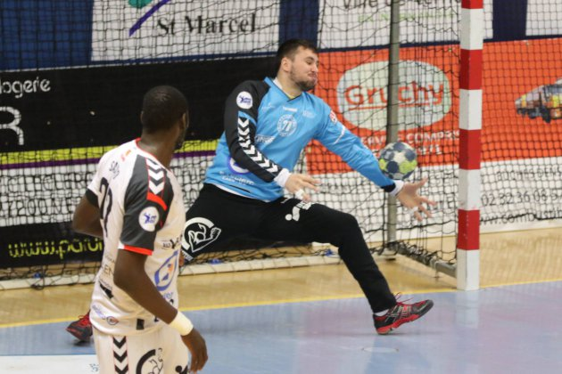 Handball (Proligue) : Fin de périple en Proligue pour Caen