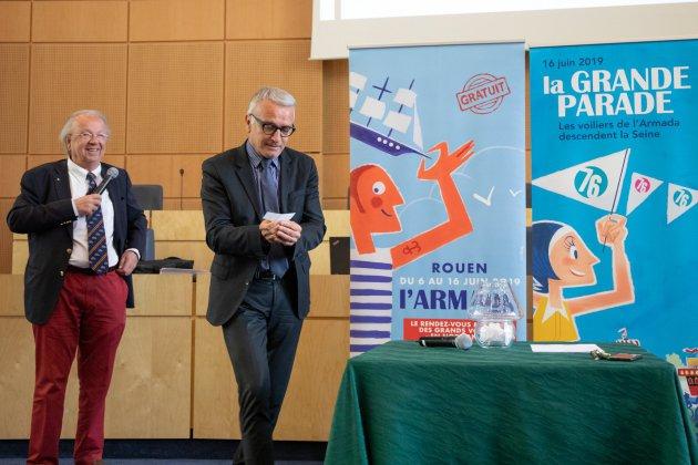 Seine-Maritime : 16 villes parrainent les voiliers de l'Armada