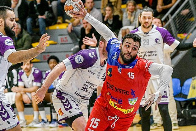 Handball (Proligue) : Vernon sauve sa place en Proligue au bout du suspense !